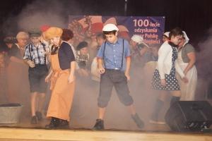 """Spotkanie z okazji 100- lecia odzyskania niepodległości """"Droga do wolności"""""""